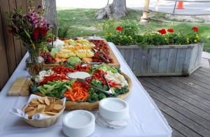 food set up 20061