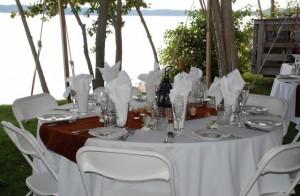 wedding tent set up 30080