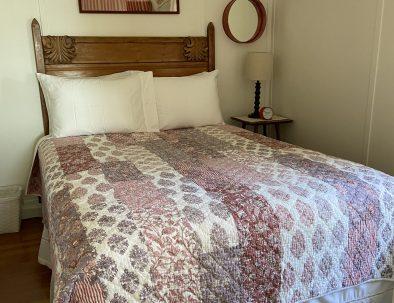 Kudzu Queen Bedroom