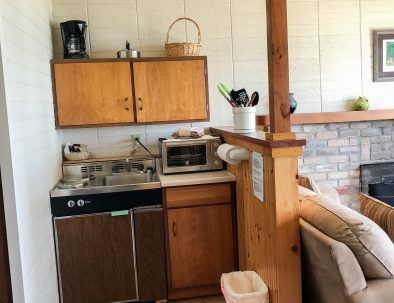 Lakeview #2 Kitchenette