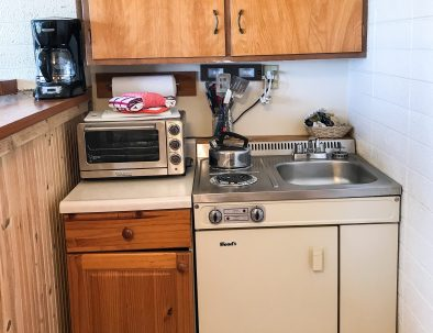 Lakeview #3 Kitchenette