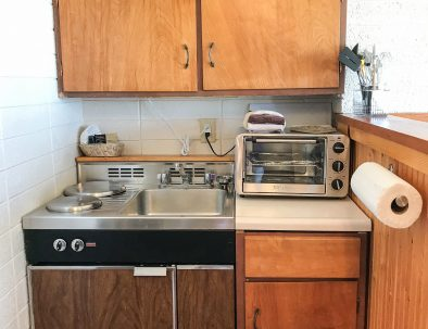 Lakeview #4 Kitchenette