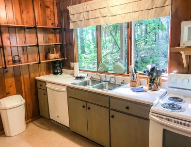 Woody Kitchen